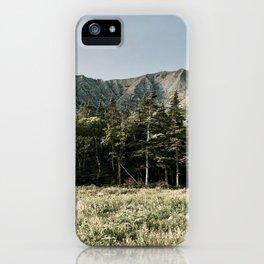 Katahdin iPhone Case