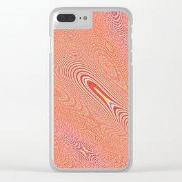 fafatia Clear iPhone Case