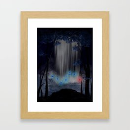 Midnight Parade Framed Art Print