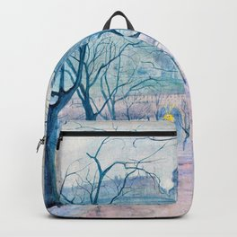 Stanislaw Wyspianski - Planty at dawn - Digital Remastered Edition Backpack