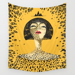 Queen Bee Wall Tapestry