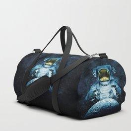 Reach for the Moon Duffle Bag