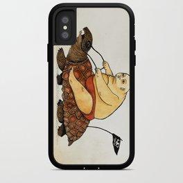 Lazy Tarzan iPhone Case