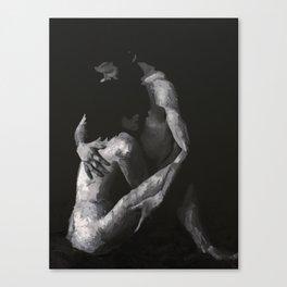 In The Flesh VIII Canvas Print