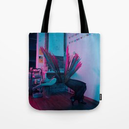 The Fragmentation of the Self Tote Bag