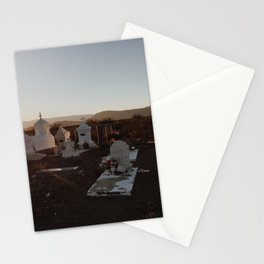 West Texas Crypt Stationery Cards