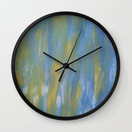 Colors of Glory Wall Clock