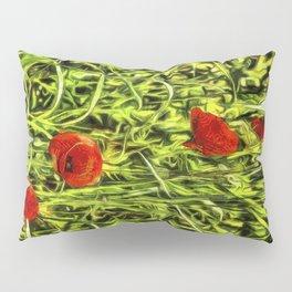 Van Goth Poppys Pillow Sham