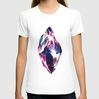 crystal T-shirts featuring CRYSTAL by HAUS OF DEVON