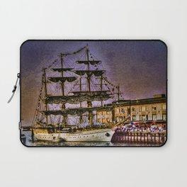 "Tall Ship ""Mircea"" Laptop Sleeve"
