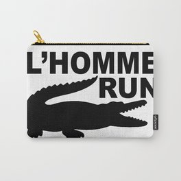 L'Homme Run Carry-All Pouch