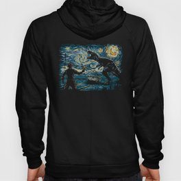 Jurassic Night Hoody