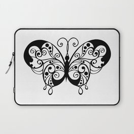 Artistic Butterfly Laptop Sleeve