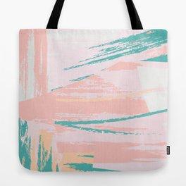 Pastel art Tote Bag