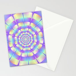 Octagonal Tunnel Stationery Cards
