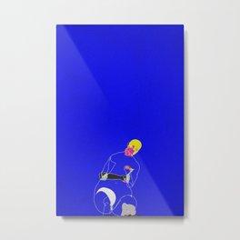 Burden Metal Print