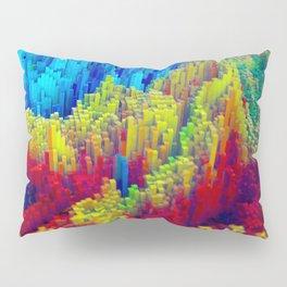 Daily Render #2: Pixel Storm Pillow Sham