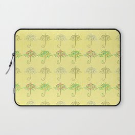 Umbrella Shape Tree 4 Seasons Laptop Sleeve