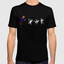 Get outta here you damn dirty apes! T-shirt