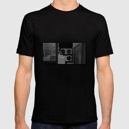 The Laundromat B&W T-shirt