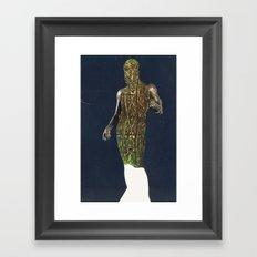 myrrhman Framed Art Print