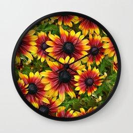 Flowerfeeling Wall Clock