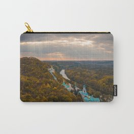 Holy Mountains Monastery (Ukraine) Carry-All Pouch