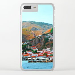Irrevocable Clear iPhone Case
