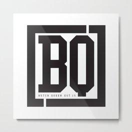 BQ Metal Print