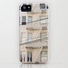 Architecture San Francisco iPhone Case