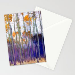 Johans Valters Forest Stationery Cards