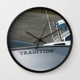 Tradition Wall Clock