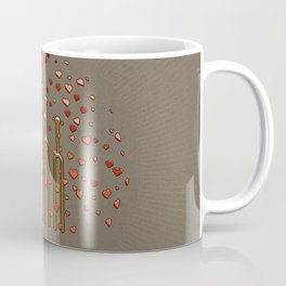 Family in Harmony - Famille en Harmonie Coffee Mug