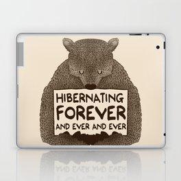 Hibernating Forever Laptop & iPad Skin