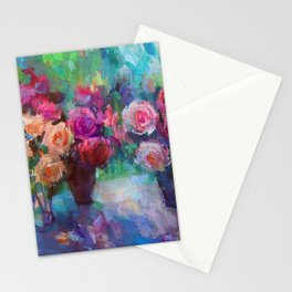 Still Life with Roses Stationery Cards