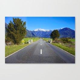 Road. Canvas Print