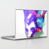 maleficent Laptop & iPad Skins featuring Maleficent by Ryky