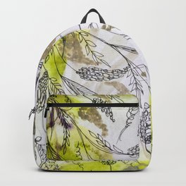 Berries and Blooms Backpack