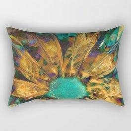 Bellis Fractallus Rectangular Pillow