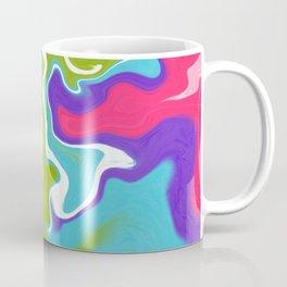 Make Cool Art Change The World Coffee Mug