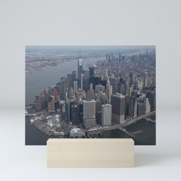 Lower Manhattan Mini Art Print
