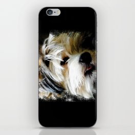 Miss Molly iPhone Skin