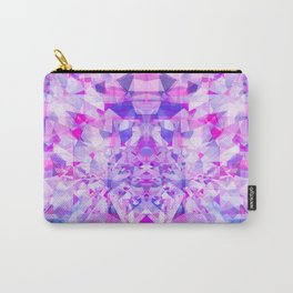 PINK SHIMMER Carry-All Pouch