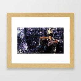 Navigator Compliance Framed Art Print