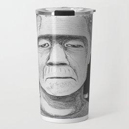 Frankenstein's Creature Travel Mug