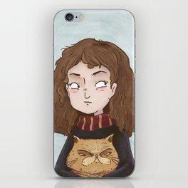 Hermione Granger iPhone Skin