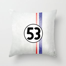 Herbie Throw Pillow