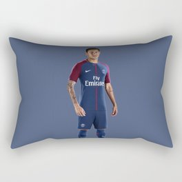 Neymar Jr 10 Rectangular Pillow