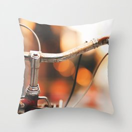 As Easy As... Throw Pillow