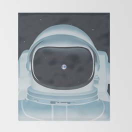 Our Insignificant Little Home Throw Blanket